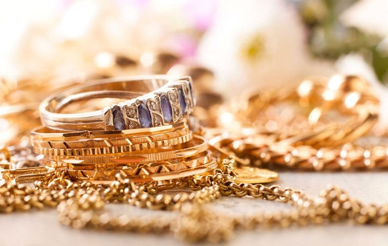 درآمد شغل طلا فروشی