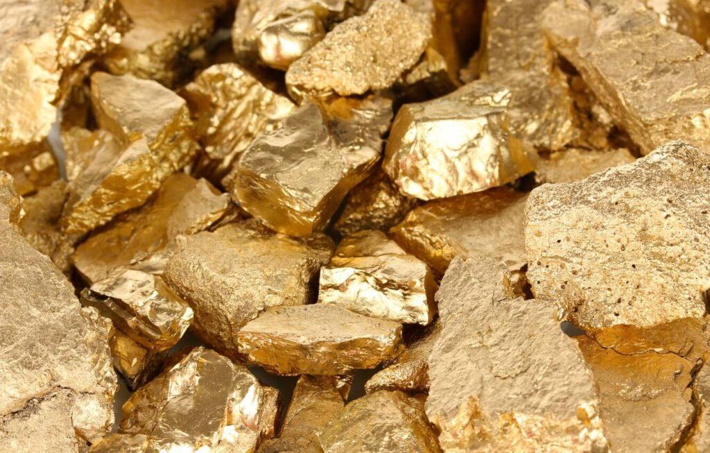 سنگ طلا