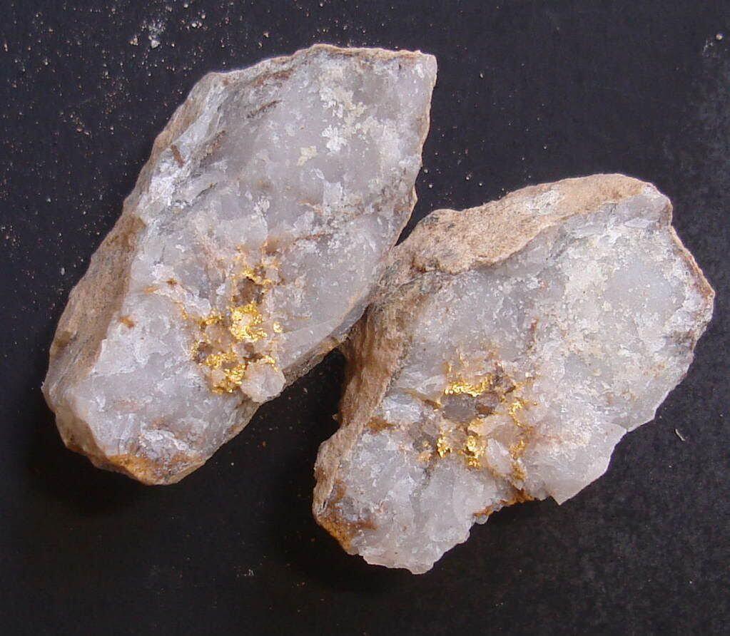 انواع سنگ طلا