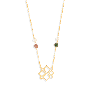 گردنبند طلا اسلیمی