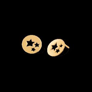 گوشواره طلا ستاره
