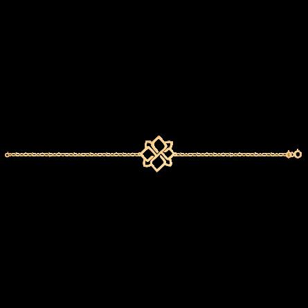 پابند طلا اسلیمی