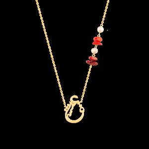 گردنبند طلا عشق