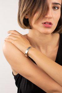 دستبند نقره