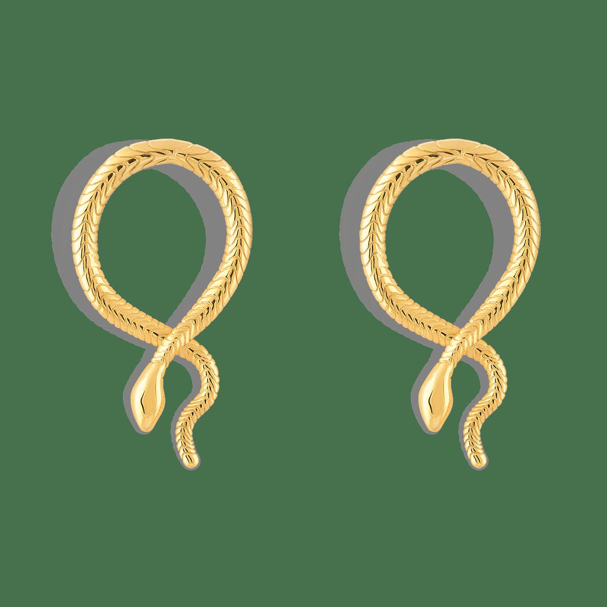 گوشواره طلا هامین