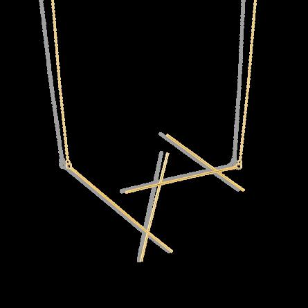گردنبند طلا آترین