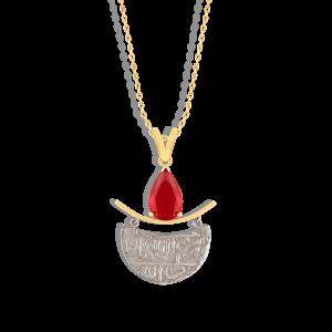 گردنبند طلا قاجار