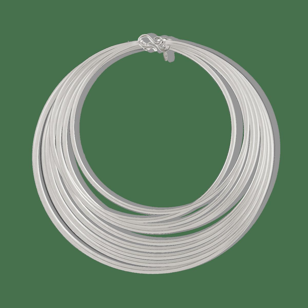 گردنبند نقره رینگز Rings