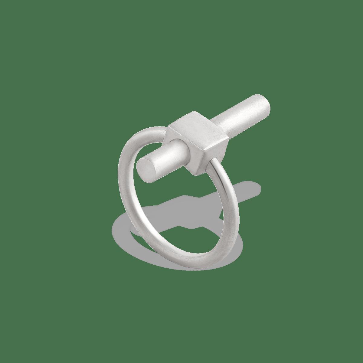 انگشتر نقره پلاس Plus