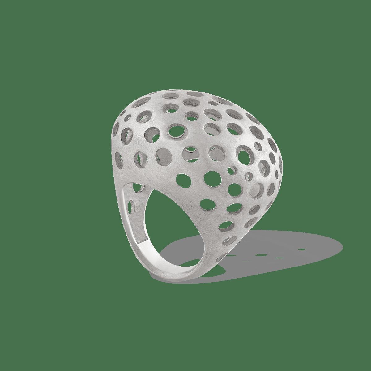 انگشتر نقره اسپیس Space