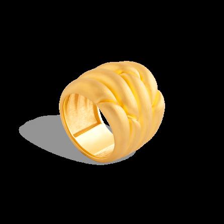 انگشتر طلا بادبان