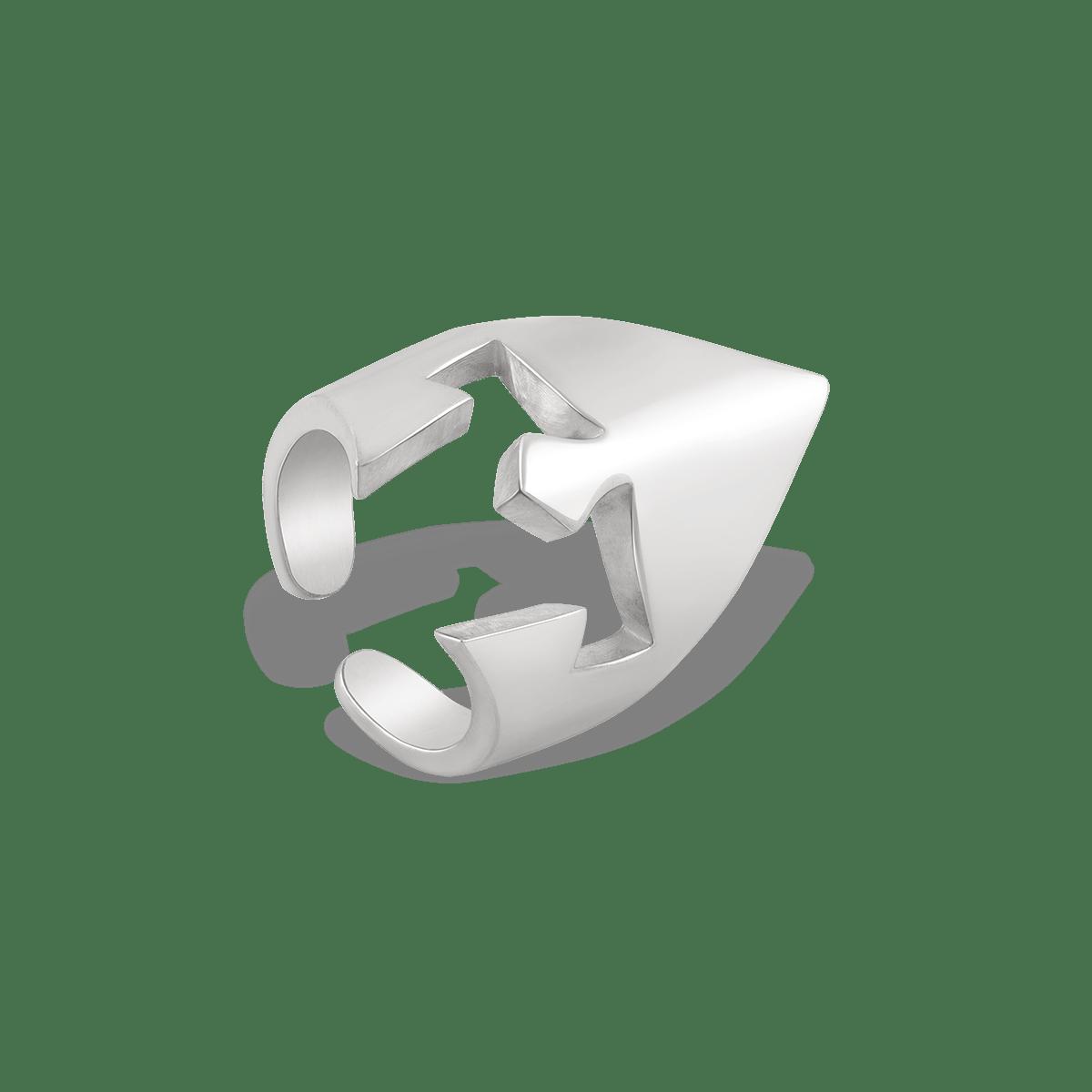 انگشتر نقره گلادیاتور Gladiator