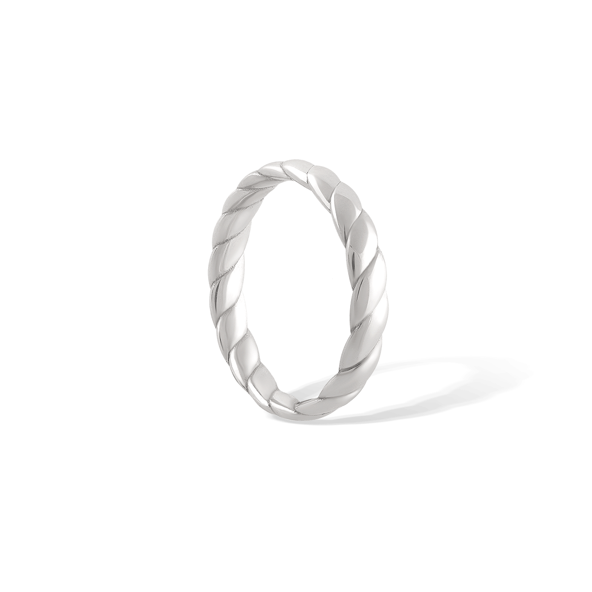 انگشتر نقره هِیلو Halo
